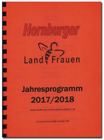 Flyer LFV Hornburg